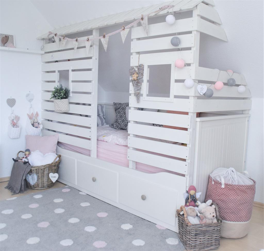 Kinderzimmer mit einem ganz speziellen Nachtlicht -