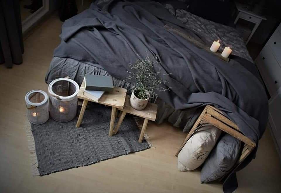 Bett preiswert aufhübschen, aber wie?