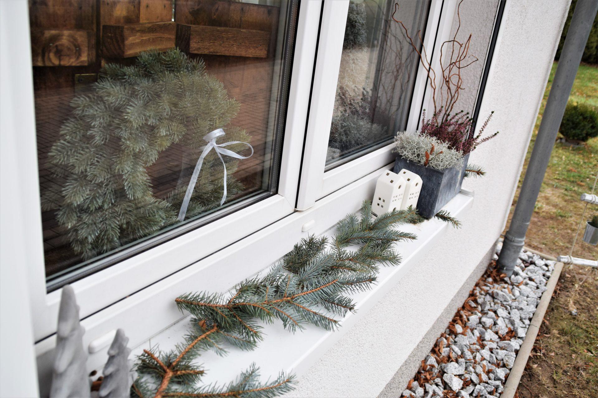 DIY Paravent für Fenster