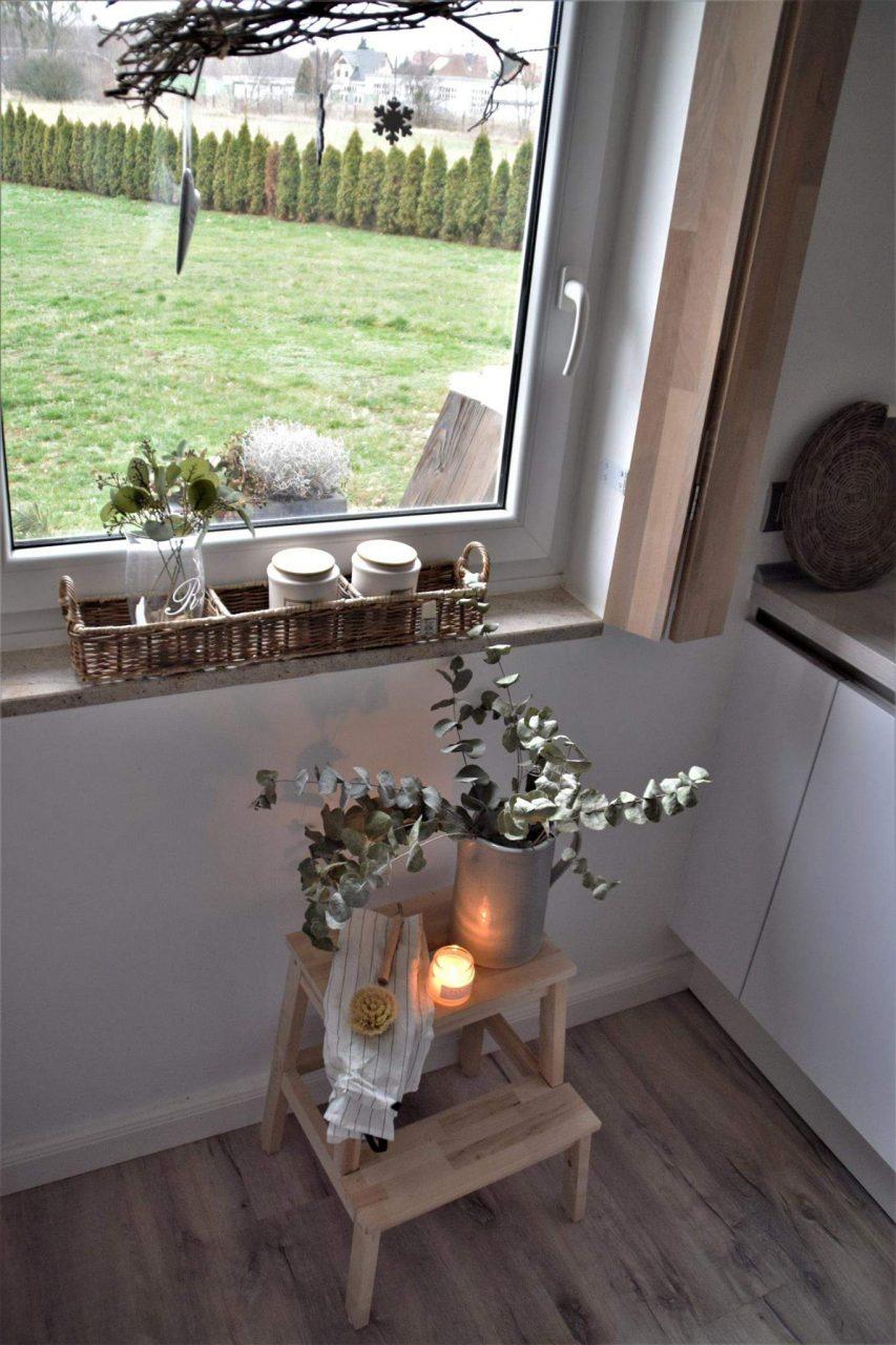 Fensterläden in der Küche