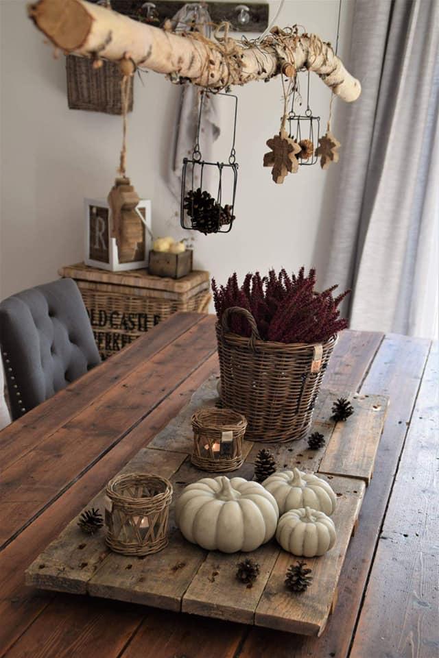 Schneller Herbstzauber mit einfachen Mitteln…