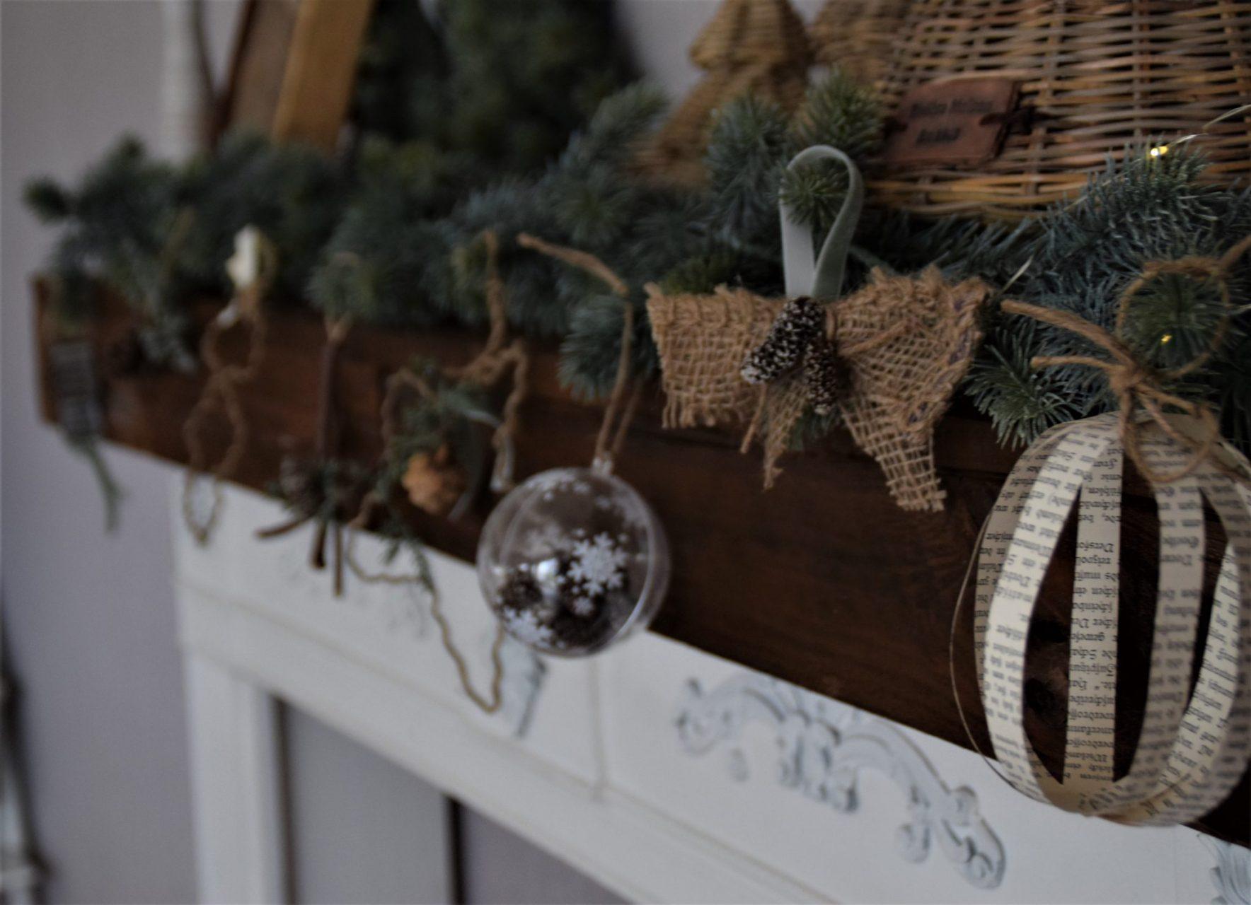 11 DIY Weihnachtsanhänger oder Gastgeschenke